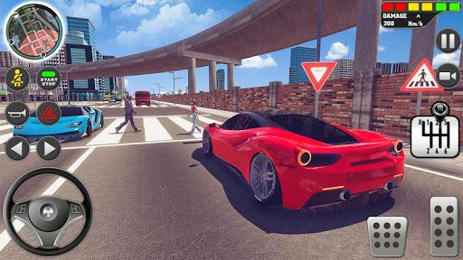 City Driving School Simulator: 3D Car Parking 2019 apkpoly screenshots 14