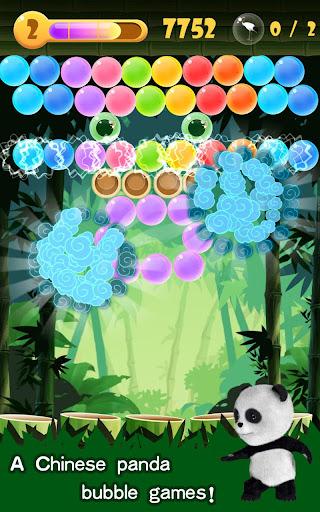 Panda Bubble Shooter screenshots 5