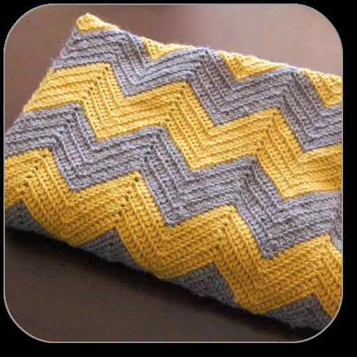 Las Mejores Aplicaciones de Crochet para Colchas Gratis