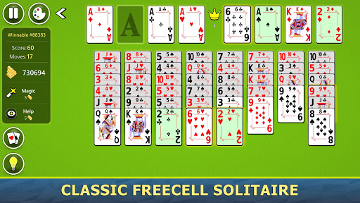 FreeCell Solitaire Mobile 2.0.7 screenshots 18