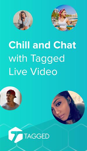 Tagged - Meet, Chat & Dating  Screenshots 1