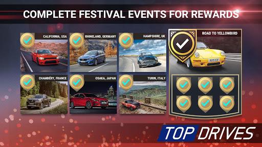 Top Drives u2013 Car Cards Racing apkdebit screenshots 7