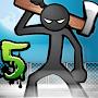Anger of stick 5: zombie icon