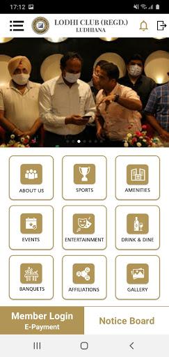 Lodhi Club screenshot 2