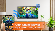 Cast to TV App - Screen Mirroring for PC/TV/Phoneのおすすめ画像4