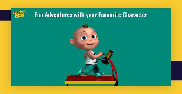 TooToo Boy  Show -  Funny Cartoons for Kids 1.81 Screenshots 5