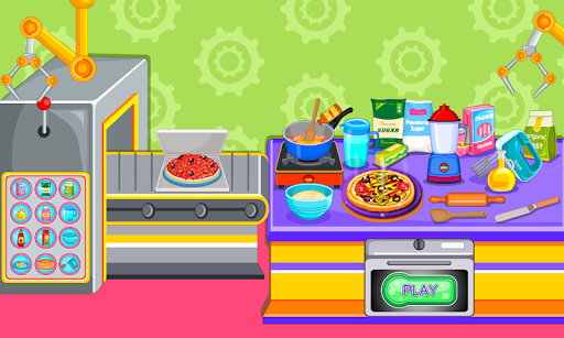 Yummy Pizza, Cooking Game  screenshots 1