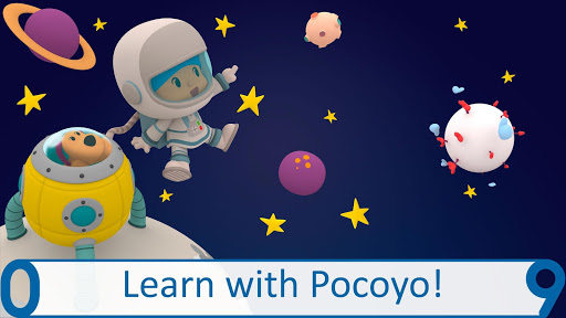 Pocoyo 1, 2, 3 Space Adventure: Discover the Stars  screenshots 15
