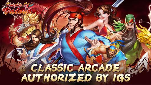 Knights of Valour - Classic Arcade Game  screenshots 1