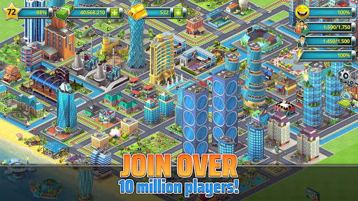 Town Building Games: Tropic City Construction Game 1.2.17 Screenshots 6