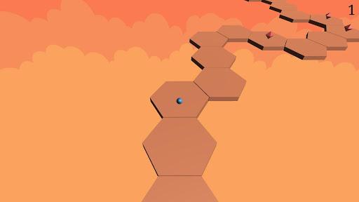 hexa zigzag screenshot 3