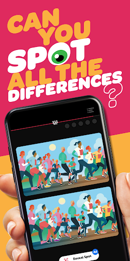 Infinite Differences - Find the Difference Game! 1.1.7 apktcs 1