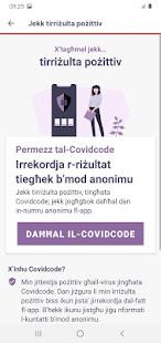 COVID Alert Malta