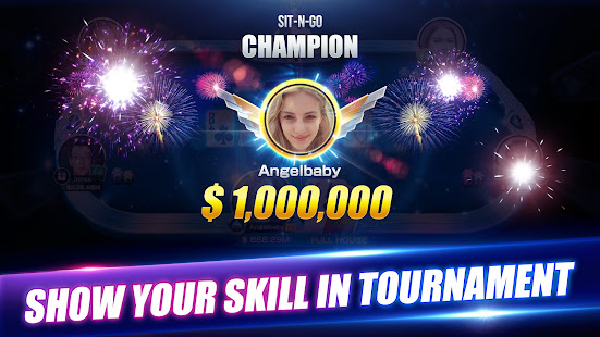 Winning Pokeru2122 - Texas Holdem Poker Online 2.10.24 Screenshots 9