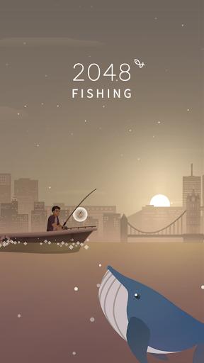 2048 Fishing screenshots 1