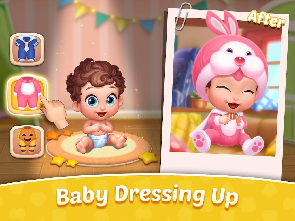 Baby Manor: Baby Raising Simulation & Home Design  poster 8
