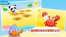すなはまで遊ぼうーBabyBus 幼児・子ども教育アプリのおすすめ画像1