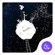 Wonderful-APUS Launcher theme