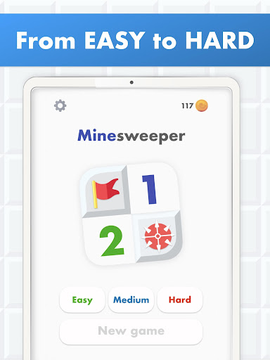 Minesweeper Puzzle Game - Free For Android 4.0 screenshots 13