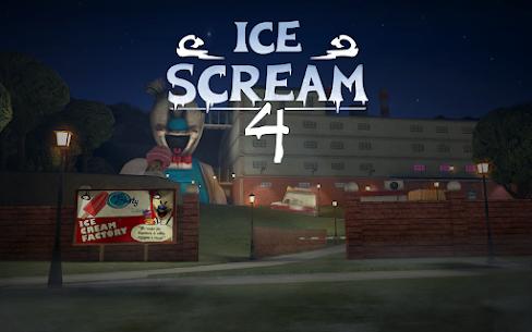 Ice Scream 4: Rods Factory 1