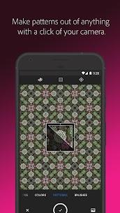 Adobe Capture : Pattern, Vector, Color Creator 5
