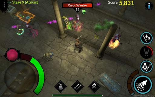 HERETIC GODS v.1.11.11 screenshots 11