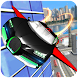 Real Flying Car Driving Simulator 3D : Modern Car