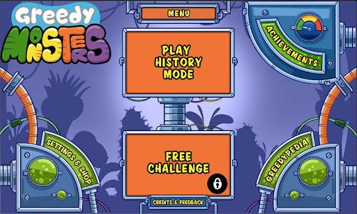 greedy monsters screenshot 1