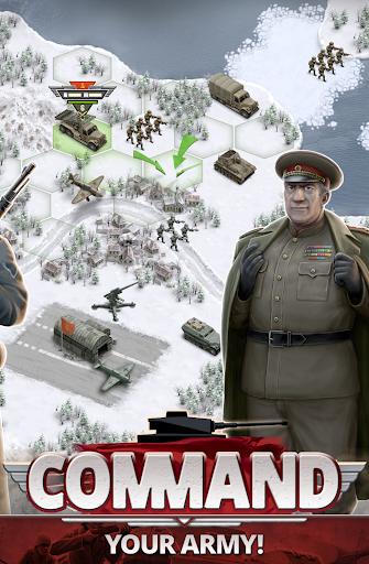 1941 Frozen Front - a WW2 Strategy War Game  screenshots 2