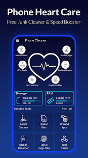 Phone Heart Cleaner - Your Phone Cleaner & Booster