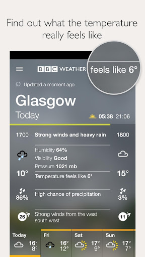 BBC Weather  Screenshots 3