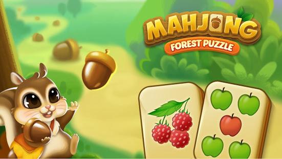 Mahjong Forest Puzzle 21.0624.00 screenshots 1