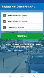 GhanaPostGPS 2020.10.15 Screenshots 1