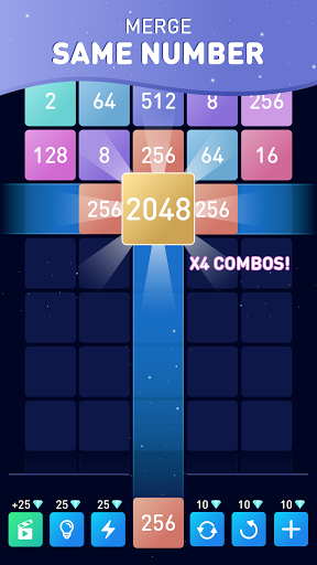 Best Merge Block Puzzle 2048 Game apklade screenshots 1
