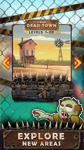Zombie Blast - Match 3 Puzzle RPG Game 2.5.1 screenshots 5