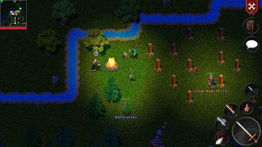 Forgotten Tales MMORPG Online 8.13.0 screenshots 1