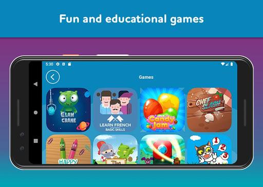 Amazon Kids+: Kids Shows, Games, More 2.1.0.203888 Screenshots 2