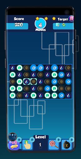 Crypto Burst - Crush Coins, Play and Earn Crypto v2.5.2 screenshots 4