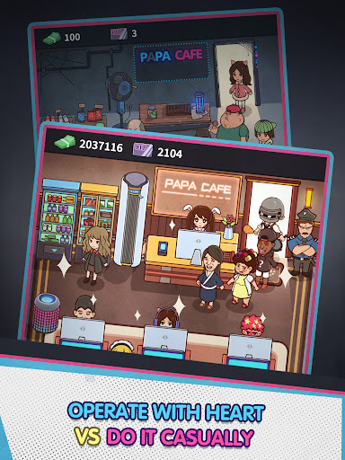 Gamer Cafe 1.0.4 screenshots 14