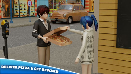 Anime Father Simulator: Virtual Family Life 3D Mod Apk 0.4 (Lots of Gold Coins) 5
