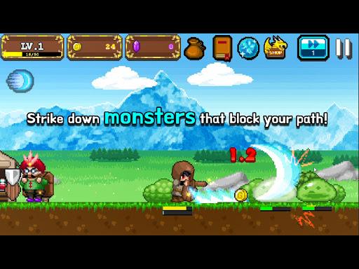 Tap Knight : Dragon's Attack  screenshots 10