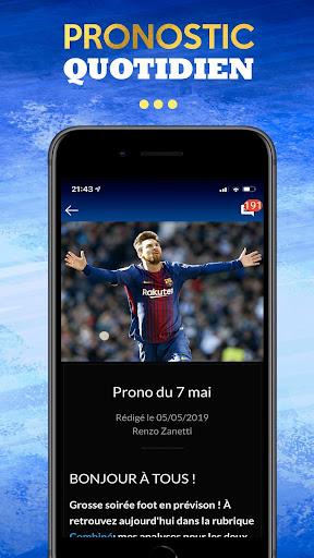 soccer money - pronostic screenshot 3