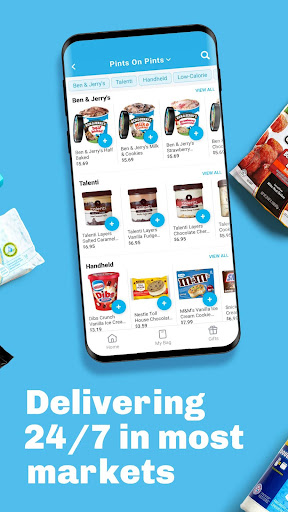 goPuff: Drink & Food Delivery 3.21.2 screenshots 3