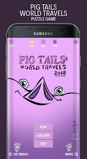 Brain Training Puzzle - PIG Tails 2048