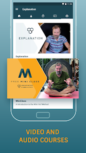 Wim Hof Method -Making you strong MOD (Premium) 5