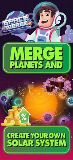 Space Merge: Galactic Idle Game 1.4.1 screenshots 3