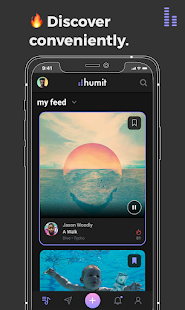 humit - social music sharing and discovery