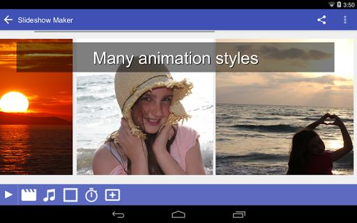 Scoompa Video - Slideshow Maker and Video Editor  Screenshots 8
