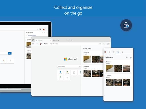 Microsoft Edge Canary apktram screenshots 4