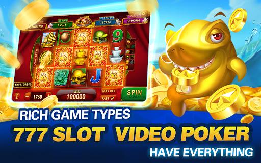 777 Fishing Casino:Cash Slots -Video Poker,Buffalo 1.2.8 screenshots 12